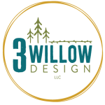 3 willow design, llc, melanie araas