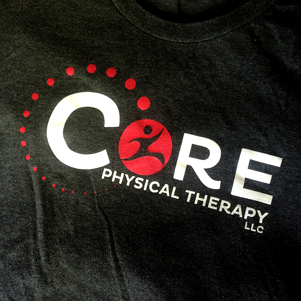 Core Physical Therapy Shirts