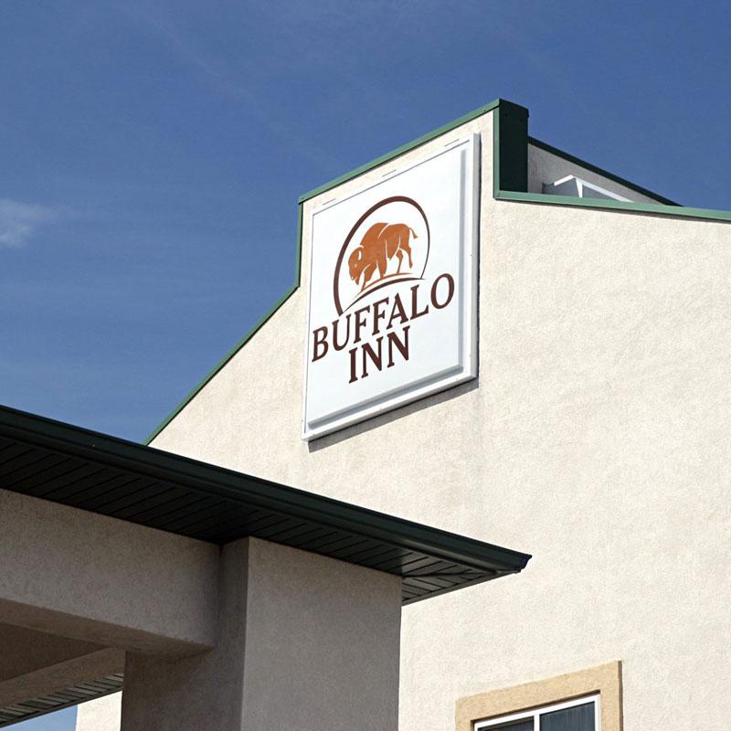 Buffalo Inn, Buffalo, Wyoming