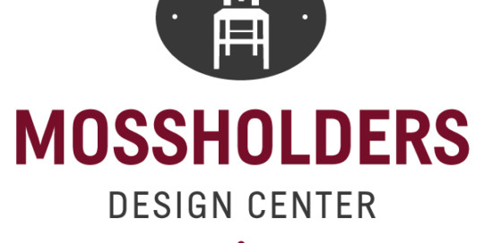 Mossholders Design Center Standard Logo