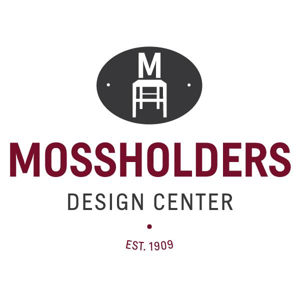 Mossholders Design Center Standard Logo