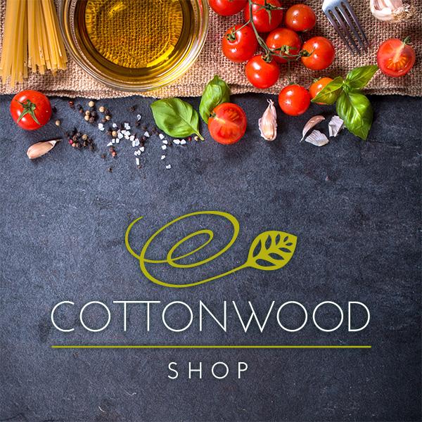 Cottonwood Shop Logo