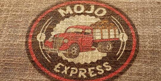 Mojo Express - Mobile Coffee Truck Logo