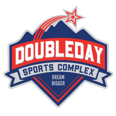 Doubleday Sports Complex logo design