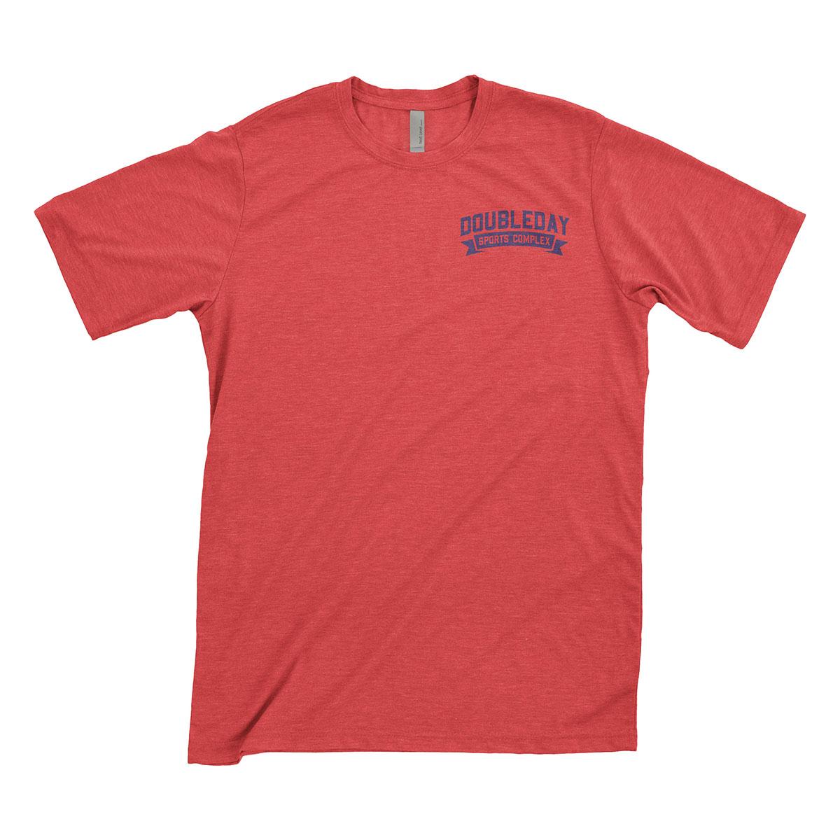 Doubleday Sports Complex T-shirt design