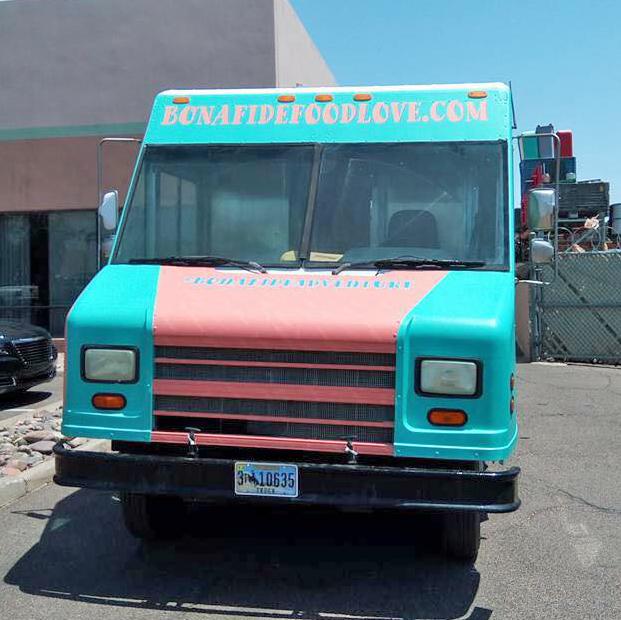 food truck branding truck wrap design