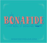bonafide food truck logo