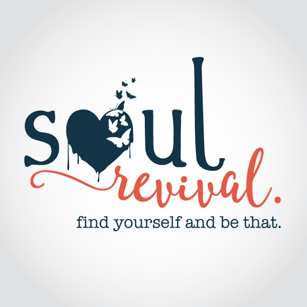 soul revival - yoga and art studio branding