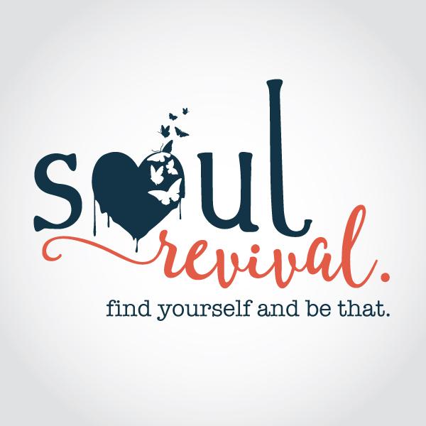 soul revival - yoga and art studio branding