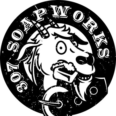 307 soapworks logo before