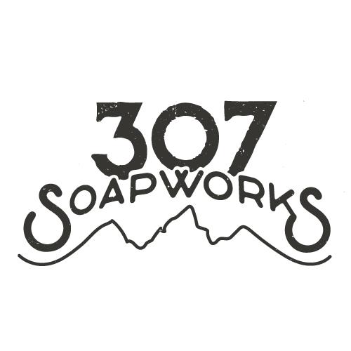 307 soapworks logo after
