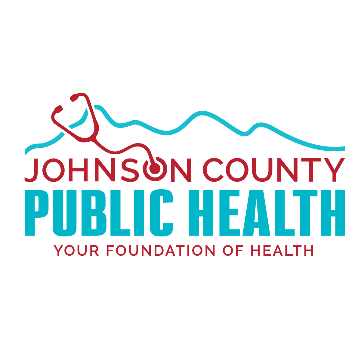 Johnson County Public Health Logo design