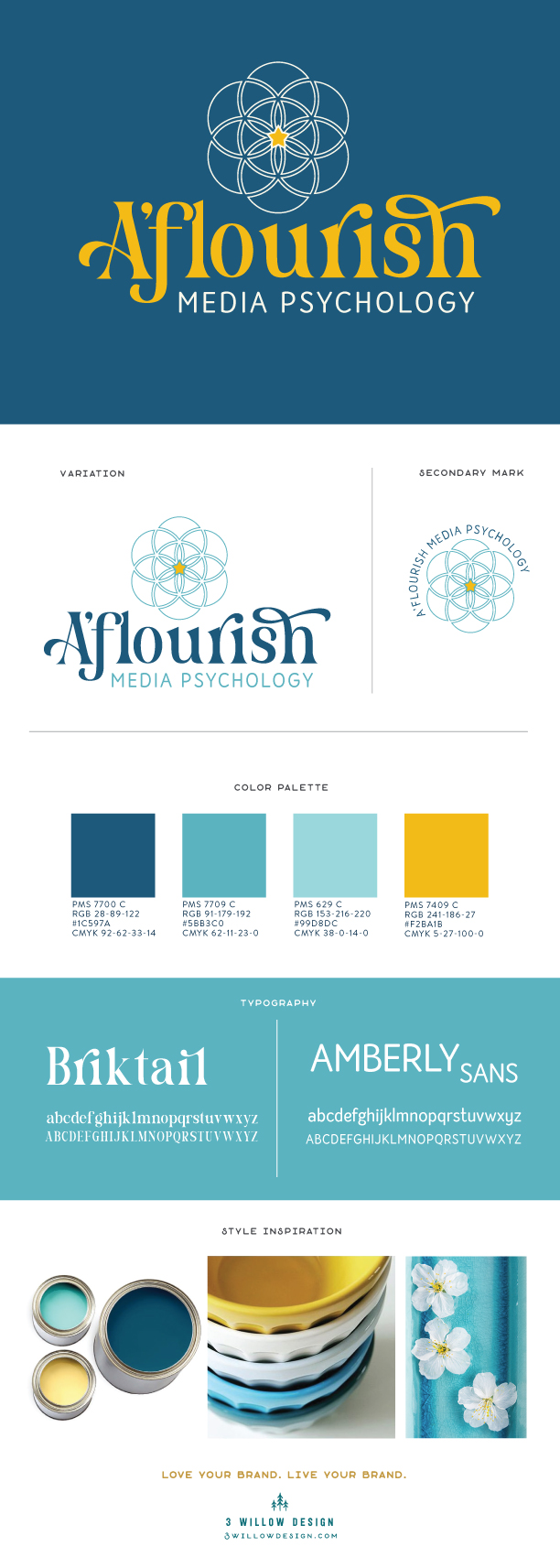 Branding and logo design for professionals