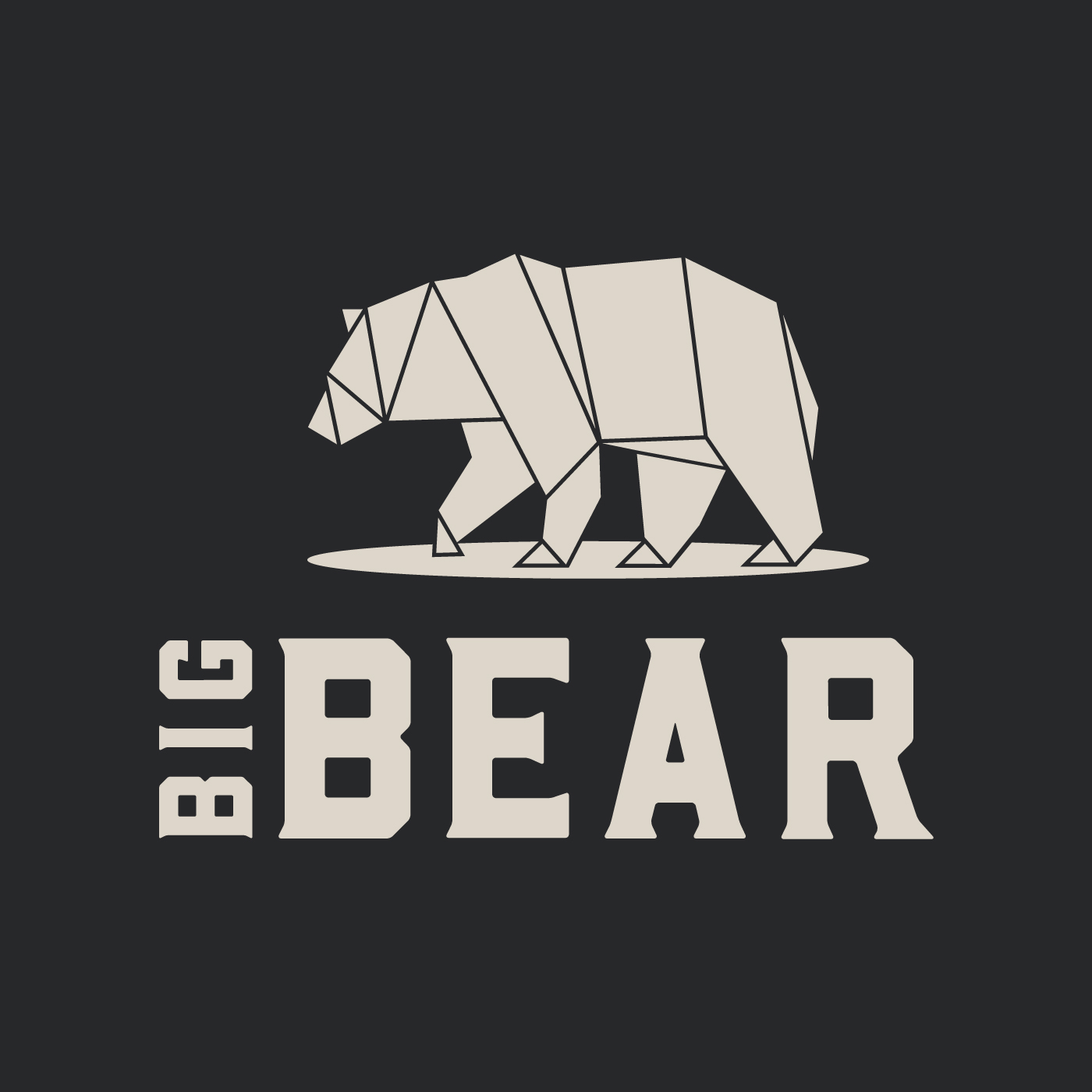 Big Bear >> logo design and branding