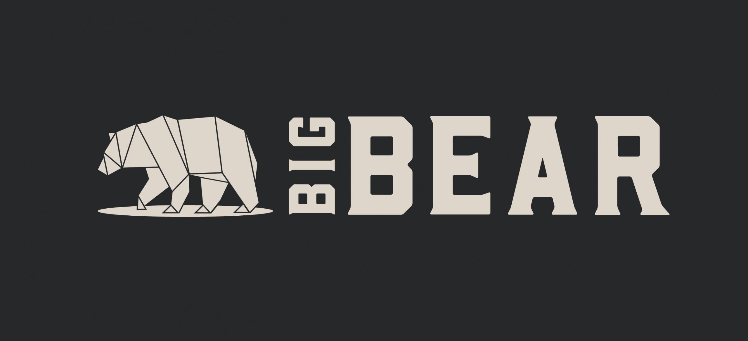 Big Bear >> logo design and branding
