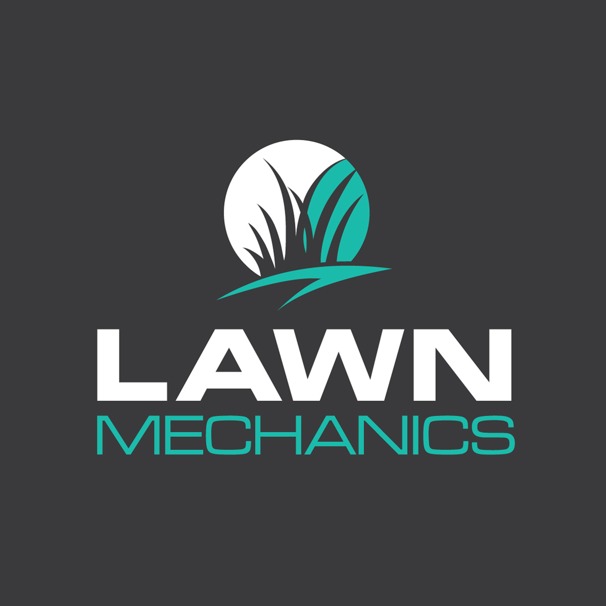 brand board for lawn care company