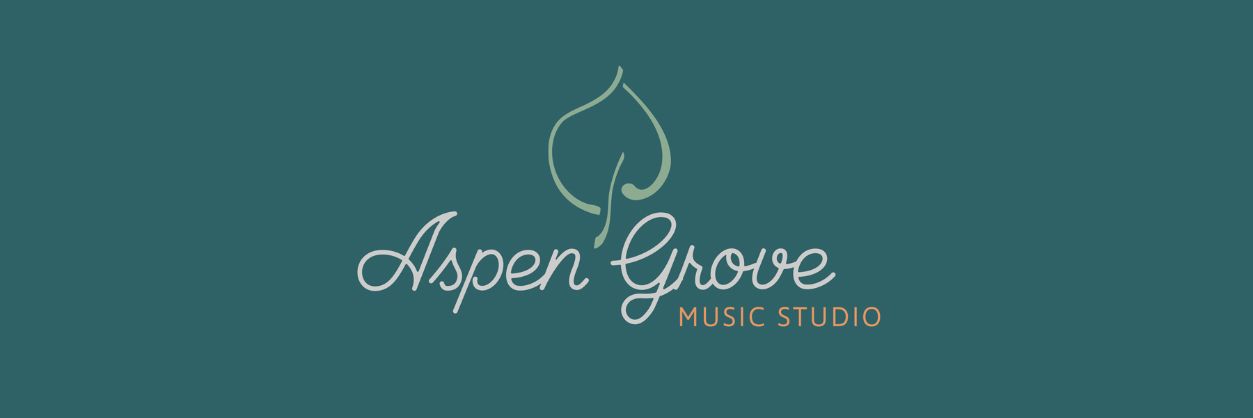 Aspen Grove Music Studio - website design