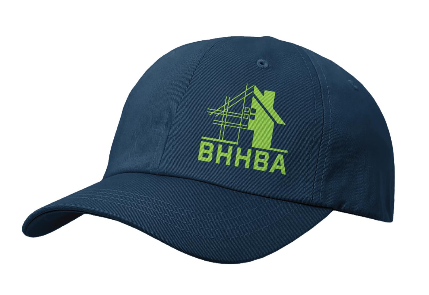 big horn homebuilders association logo and web design